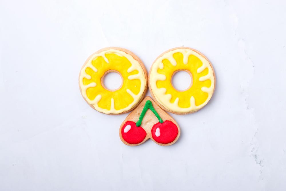 cookies fruits royal icing1