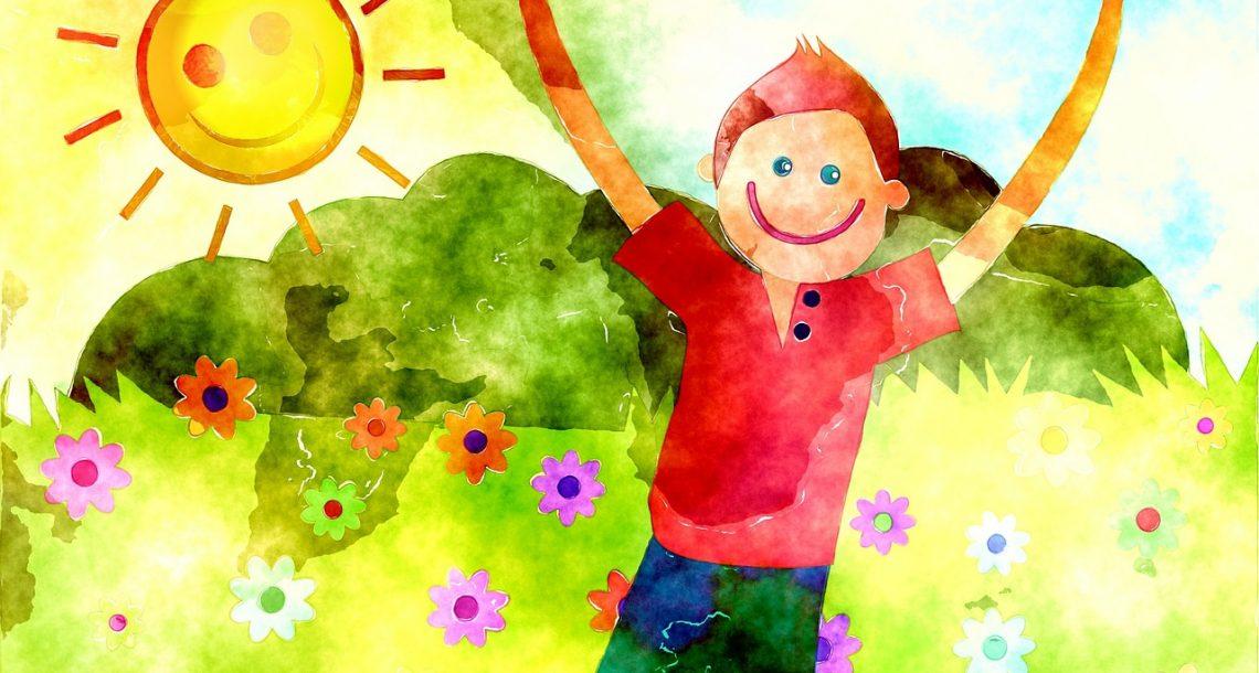ציורי ילדים, ומה שבינהם