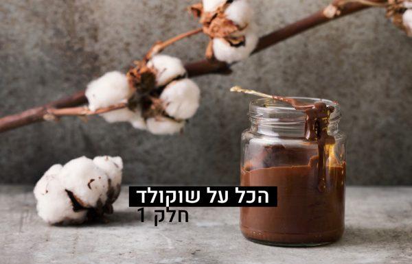טבעת מוס בקישוט עלים מוזהבים – הכל על שוקולד…