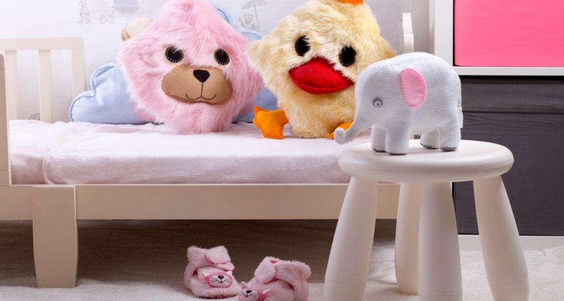 DIY כרית מהממת לחדר הילדים