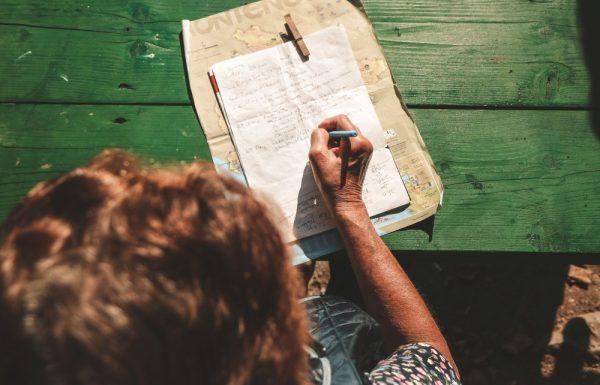בילוי אמן – הכתיבה כבילוי ויצירה