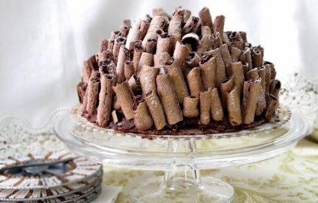 עוגת קונקורד חגיגית