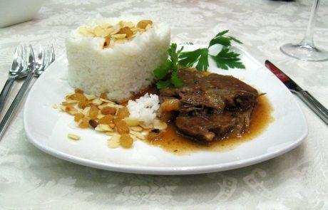 בשר בקר לחג