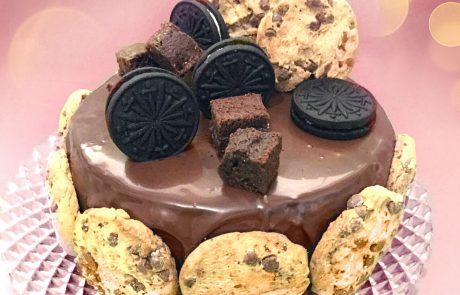 עוגת עוגיות